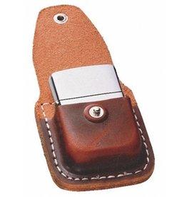 Zippo Zippo Lighter Pouch w/ Clip Brown