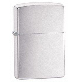 Zippo Zippo Lighter - Armor Brushed Chrome