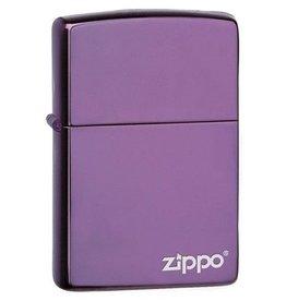 Zippo Zippo Lighter - Abyss Zippo Logo