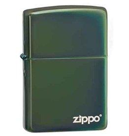 Zippo Zippo Lighter - Chameleon Zippo Logo