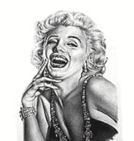 Hand Sketched Posters - Marilyn Monroe