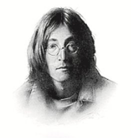 Hand Sketched Posters - John Lennon