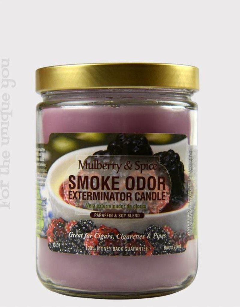 Smoke Odor Exterminator Smoke Odor Exterminator Candles