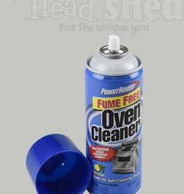 Oven Cleaner Diversion Safe