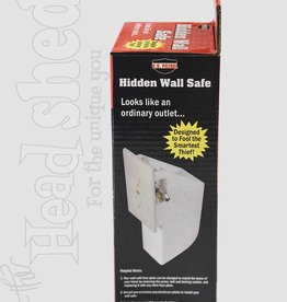 Wall Outlet Diversion Safe
