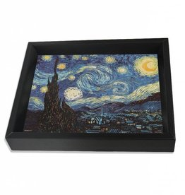 "3D Shadowbox 8""x10"" - Van Gogh Starry Night"