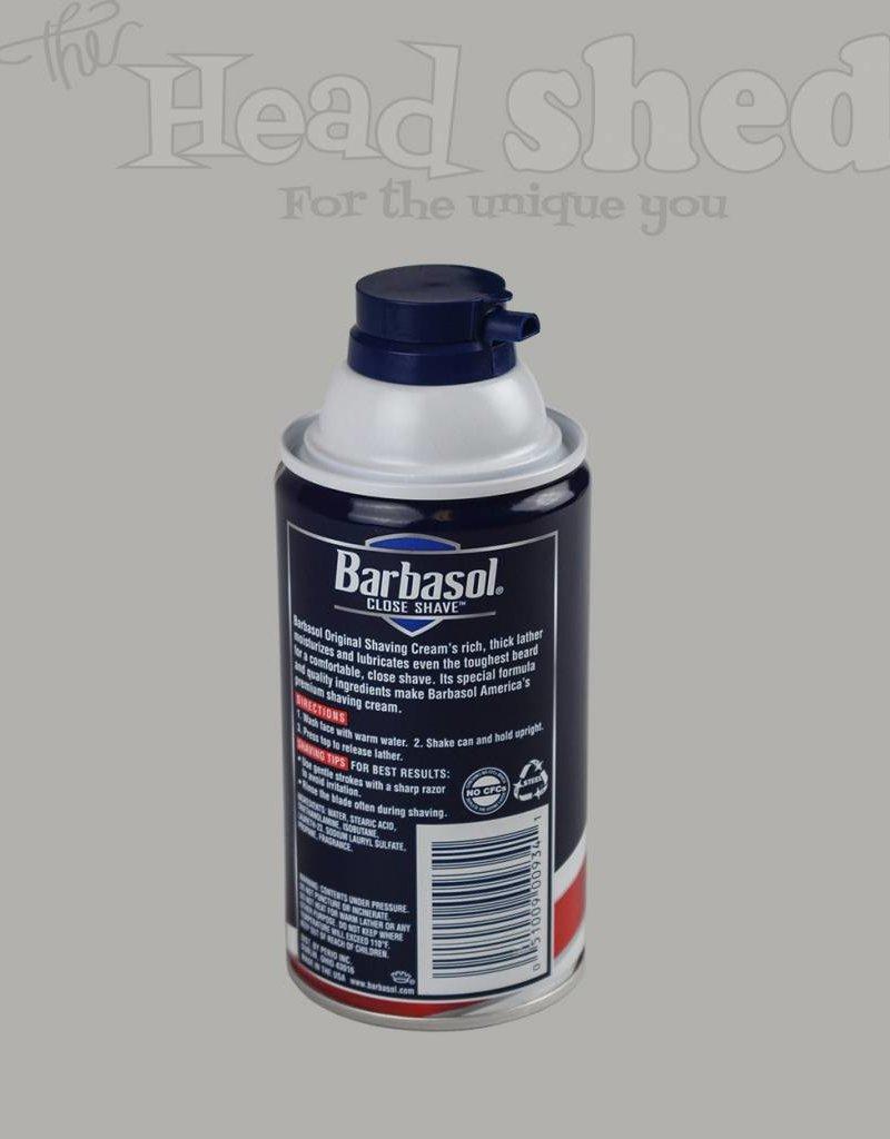Barbasol Shaving Cream Diversion Safe