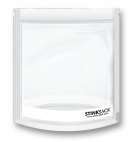 "Stink Sack Clear 10.5""x10.75"""
