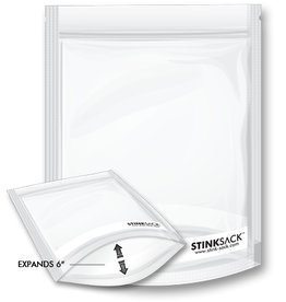 "Stink Sack Clear 13""x15.5"""