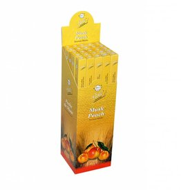 Flute Incense Flute Incense  8gm - Musk Peach