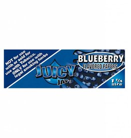 Juicy Jay's Juicy Jay's 1 1/4 Blueberry