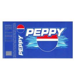 Pop Can Labels Peppy