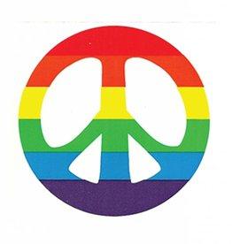 Skeye Sticker - Rainbow Peace Sign