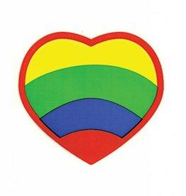 Skeye Sticker - Rainbow Heart