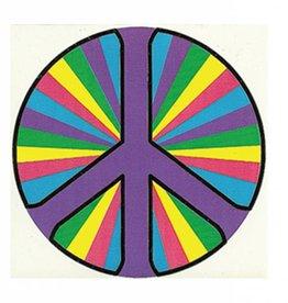 Skeye Sticker - Rainbow Wheel Peace Sign