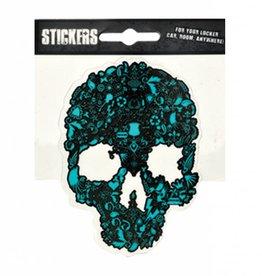 Skeye Sticker - Graphic Skull