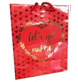 Let's Get Naked Gift Bag