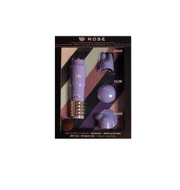 Blush Rose Revitalize Massage/Mini Vibe Kit (Periwinkle)