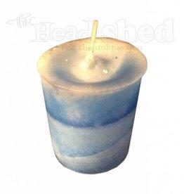 Chakra Votive Candle - Throat