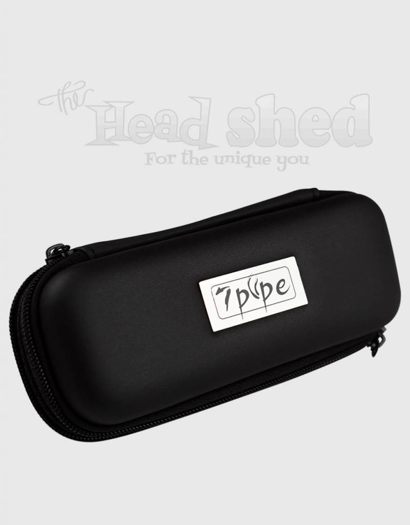 7Pipe 7 Pipe Twisty Glass Cigar Foam Case