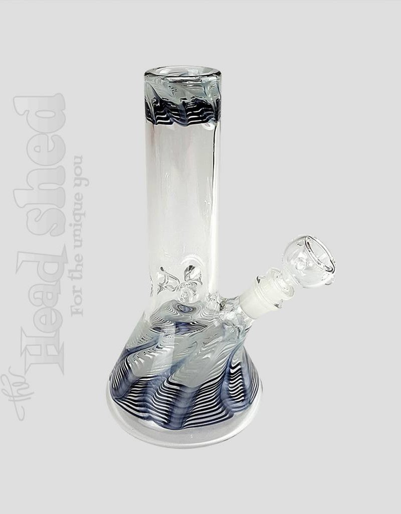 "American Made Glass (AMG) AMG - 10"" Beaker - Assorted"