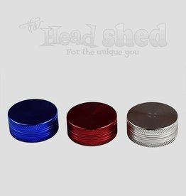 Lucky Sales - Grinder - 2pc Aluminum 40mm
