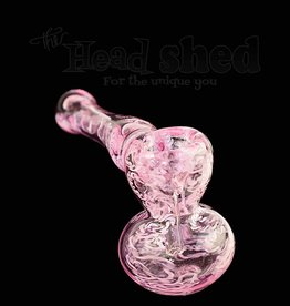 Bubbler - Pink Tube Hammer (6760)