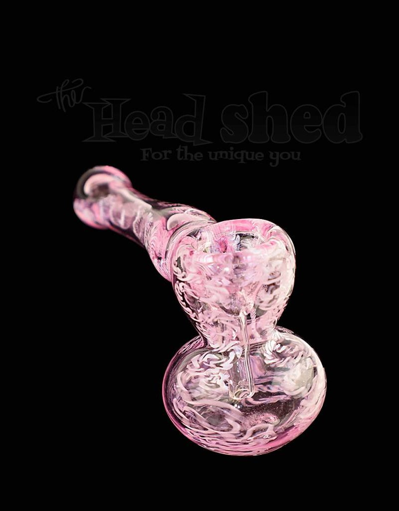 Bubbler - Pink Tube Hammer (5358)