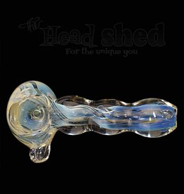 """Fumed Pipe w/ Extended Carb - 3"""" (5479)"""