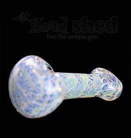 "Fumed Lattachino pipe - 3"" (5516)"