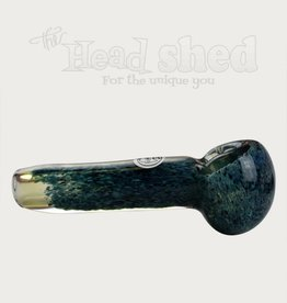 Ohio Valley Glass Ohio Valley Glass Hand Pipe - AW Frit Pipe