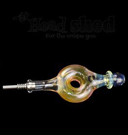 Ohio Valley Glass Ohio Valley Glass - Fume Donut Dart
