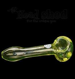 Ohio Valley Glass Ohio Valley Glass Hand Pipe - Illuminati Frit Pipe