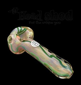 Ohio Valley Glass Ohio Valley Glass Hand Pipe - RR Stringer