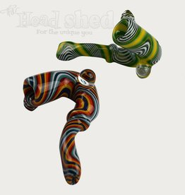 Ohio Valley Glass Ohio Valley Glass Sherlock - Willstar Wigwag Sherlock Lg.