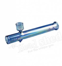 Color Assorted - Glass Steamroller - 7 1/2""