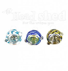 Swirl Color GOG Bowl - 14mm