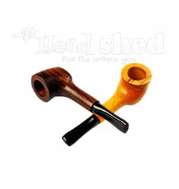 The Mill The Mill Wood Pipe- L-20(WH)