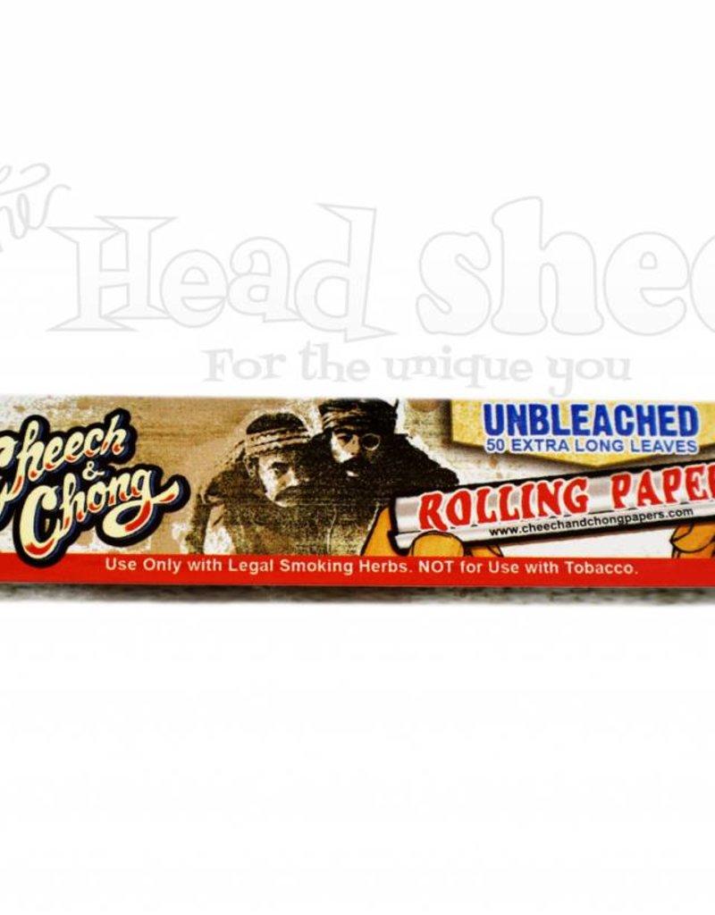 Cheech & Chong Unbleached King Size