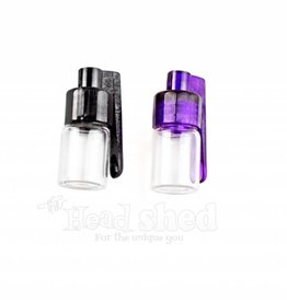 Vial with Spoon- Small