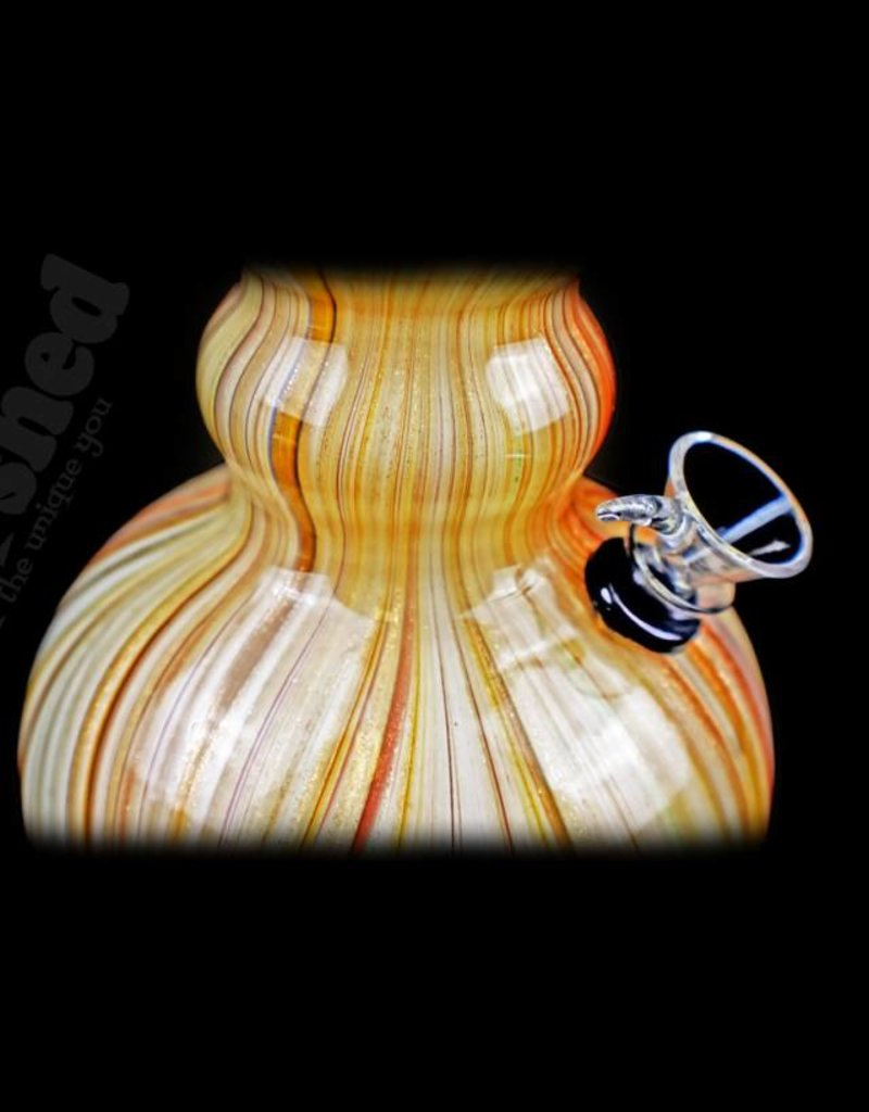 """Soft Glass Water Pipe 18"""""""