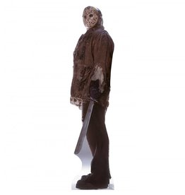 Card Board Cutout Jason Voorhees