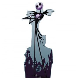 Card Board Cutout Jack Skellington