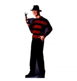 Card Board Cutout Freddy Krueger