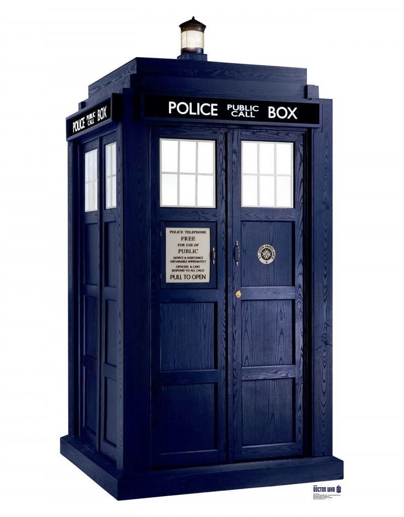 Card Board Cutout Doctor Who