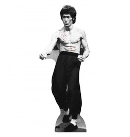 Card Board Cutout Bruce Lee