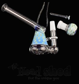 Mini Water Pipe Necklace - XO18