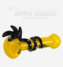 "Dragon Coiled Around Pipe - 4"" (5515)"