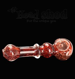 """Frit Speckled Pipe - 4"""" (6678)"""