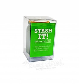 E.W. Promotion - 6ct. Asst. Large Round Stash Storage Jars